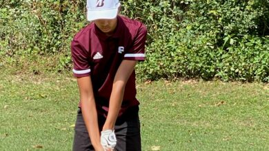 Photo of Curley Wolf Cummings Attends First State Golf Tourney