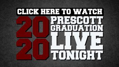 Photo of 2020 Prescott High School Graduation LIVE
