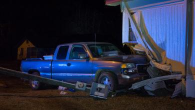 Photo of Nashville Man Flees Scene After Crashing Into House