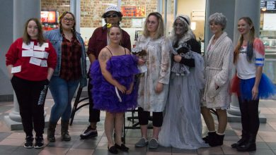 Photo of UAHT Halloween Costume Contest Results