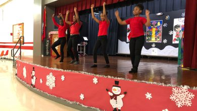 Photo of BHE Annual Holiday Entertainment