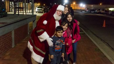 Photo of Christmas Cheer in the Air at Hope Christmas Parade and Tree Lighting