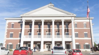 Photo of Courthouse Tax Town Hall Schedule Set