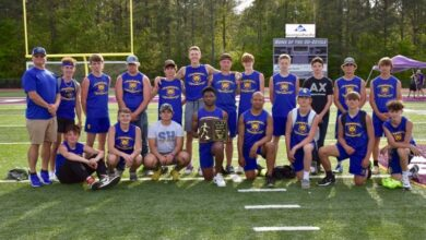 Photo of Spring Hill Boys Track Team Wins District Runner-Up: Next Going To State