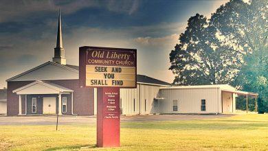 Photo of Old Liberty Community Church Service – May 10th at 11:00 a.m.