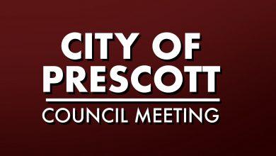Photo of Prescott City Council Meeting Agenda