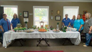 Photo of Farming Fun With Hempstead County Farm Bureau Women's Committee At Chamber Community Coffee