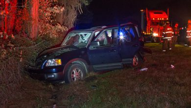 Photo of Couple Injured When SUV Struck by Semi on I-30