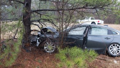 Photo of Two Injured, Brief Traffic Headaches in I-30 Crashes