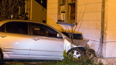 Photo of DWI and Other Charges in Car vs House Crash