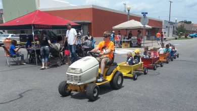 Photo of Train Day Offers Day of Family Fun