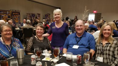 Photo of Hope Civitans Attend Heartland District Convention
