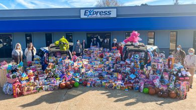 Photo of Express Employment Professionals Host 5th Annual Toy Drive