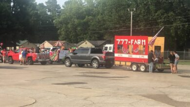 Photo of Watch The Watermelon Festival Parade With SWARK.Today's Livestream Here
