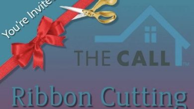 Photo of The Call Ribbon Cutting set for July 11th