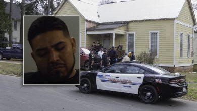 Photo of Arrest for Assault Sends Man to Hospital, Then Jail