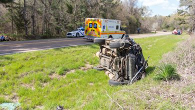 Photo of Crash Leads to Arrest of Hempstead County Man