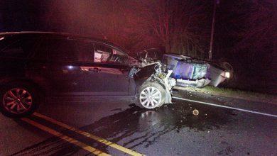 Photo of Three Injured in Head-On Crash Near Airport