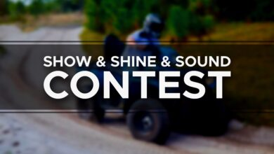 Photo of Show & Shine & Sound Contest Coming Soon