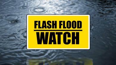 Photo of Flash Flood Watch until TUE 7:00 AM CDT
