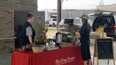 Photo of HPS Hosts Chamber Coffee to Kick Off Hope Farmers Market