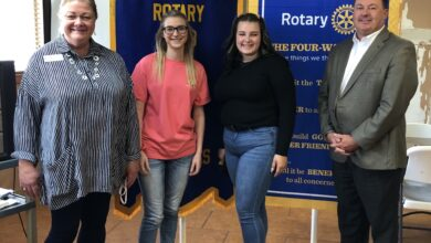 Photo of Rotary Guests