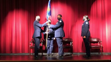 Photo of ROTC Affirms Tradition in Command Change