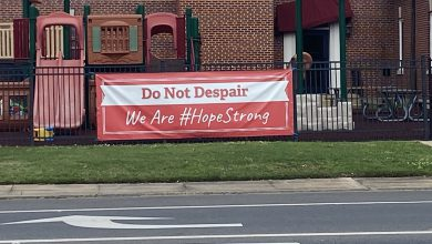 Photo of FBC is #HopeStrong