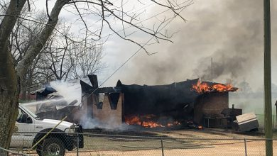 Photo of Total Loss House Fire in Spring Hill
