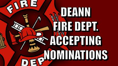Photo of DeAnn Fire Department Seeking Nominations for Deserving Families