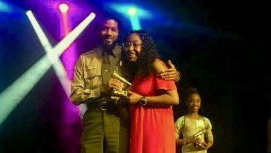 Photo of Poetry Slam Awards