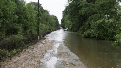 Photo of Flash Flood Watch Issued Ahead of Friday Storms