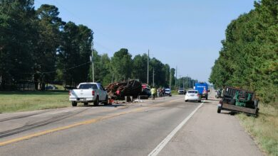 Photo of Accident on Hwy 67, Proceed with Caution