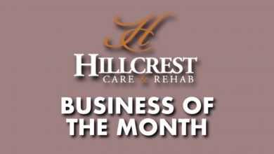 Photo of Hillcrest Care & Rehab Named August 2020 Business of the Month