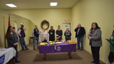 Photo of Hempstead County Relay for Life Committee Brings Exciting News During Community Coffee