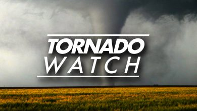 Photo of Tornado Watch for Hempstead & Nevada Counties