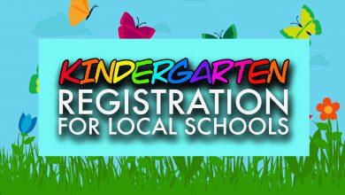Photo of Kindergarten Registration For Local Schools