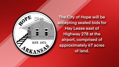 Photo of City of Hope Accepting Sealed Bids for Hay Lease