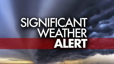 Photo of Significant Weather Advisory until MON 4:15 PM CDT