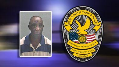 Photo of Bradford Denied Bond on Drug Charges From Task Force Arrest