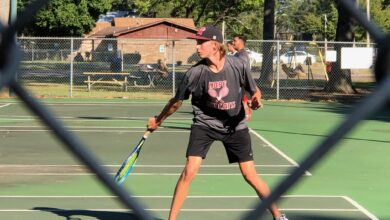 Photo of HHS Tennis