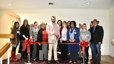 Photo of South Arkansas Regional Health Center Cuts the Ribbon at Grand Opening of New Location