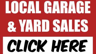 Photo of Upcoming Local Garage & Yard Sale