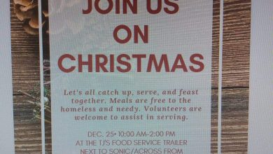 Photo of T.J.'S Food Truck Service Invites you to Join Them for Christmas