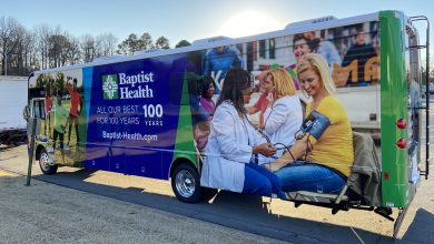 Photo of Baptist Health Debuts New Mobile Unit During 100th Anniversary; Stops Planned Throughout Arkansas This Year