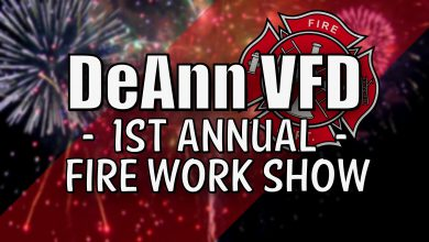 Photo of DeAnn Fire Department 1st Annual Fire Work Show