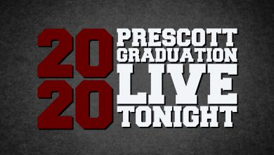 Photo of 2020 Prescott High School Graduation LIVE Tonight at 7pm on SWARK.Today