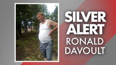 Photo of Silvert Alert Issued for Ronald Davoult from Lewisville, AR