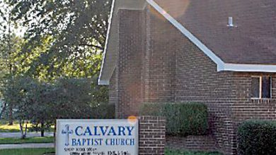 Photo of Hope's Calvary Baptist announces Easter schedule
