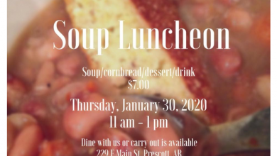 Photo of Foodshare Nevada to Host Soup Luncheon January 30, 2020